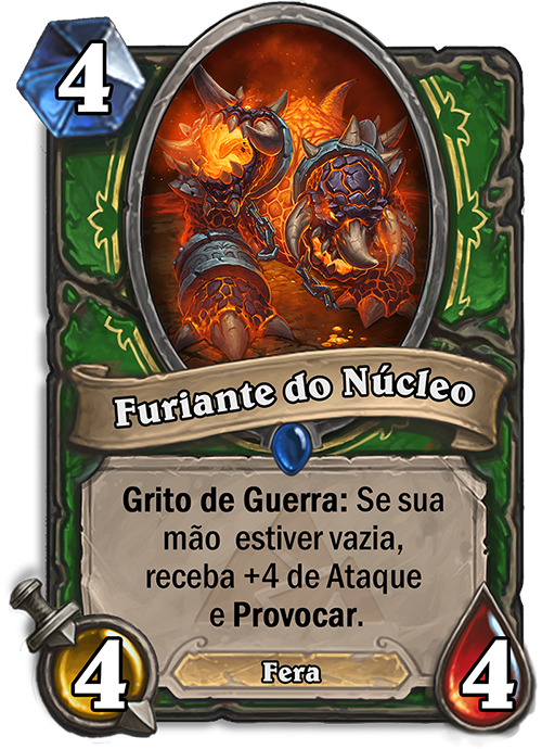 Furiante do Núcleo