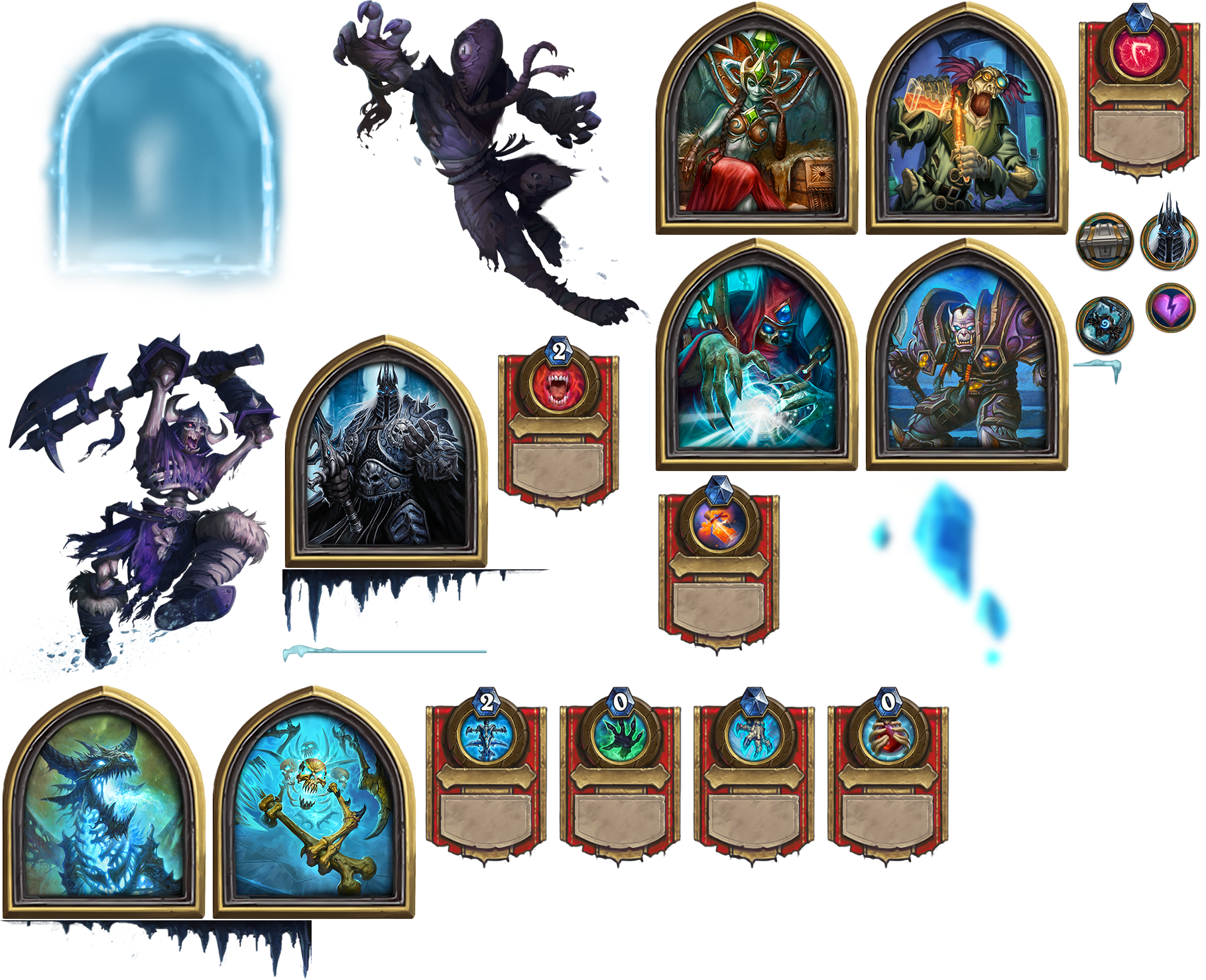 More KotFT Images - General Discussion - Hearthstone General
