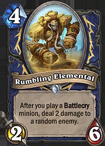 Rumbling Elemental