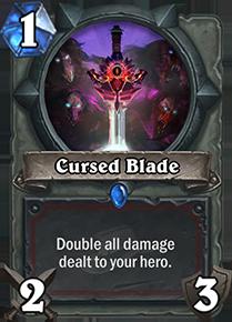 Cursed Blade