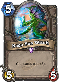 Naga Sea Witch