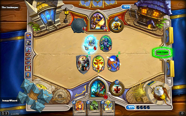 Hearthstone Official Game Site