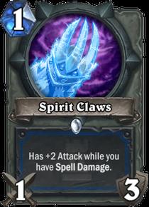 Spirit Claws