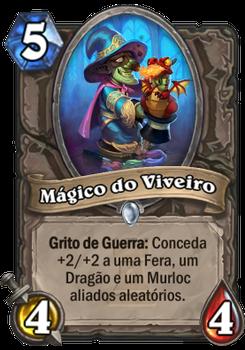 Mágico do Viveiro